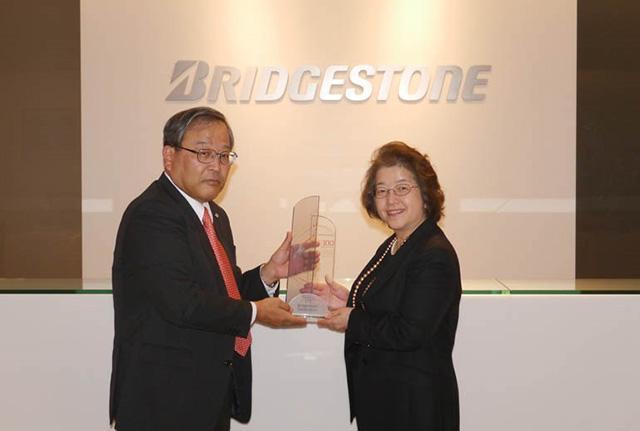 Bridgestone вошла в «Топ-100 мировых инноваторов»