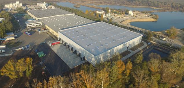 Мишлен планирует расширять свой новый центр логистики в Венгрии