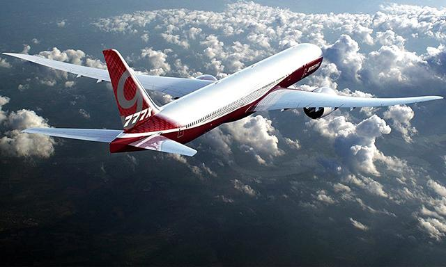 Goodyear будет поставщиком шин для новых самолетов Boeing 777X