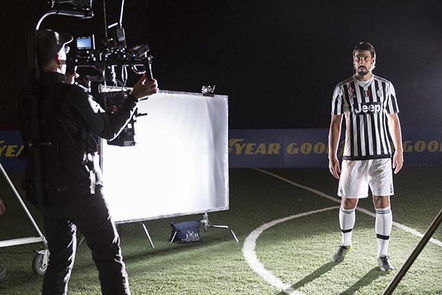 Goodyear и «Юве» представили новый совместный видеоролик