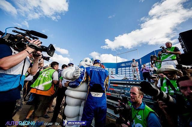 Мишлен завершил победой свой самый успешный сезон в автоспорте