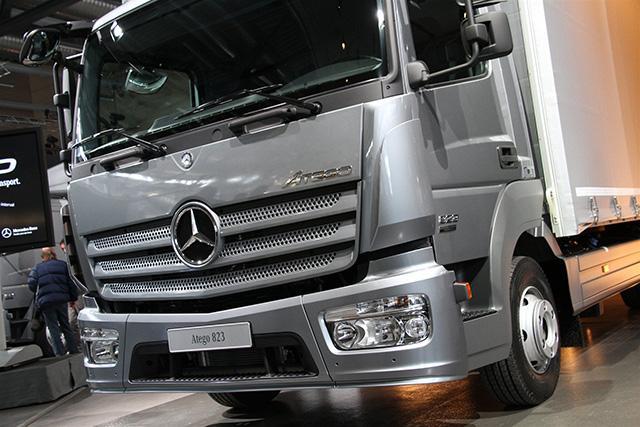 Hankook будет поставщиком премиум-шин для первичной комплектации грузовиков Mercedes-Benz