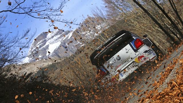 Пилоты Volkswagen Motorsport опробовали шины Michelin для WRC 2016