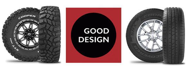 Четыре шины компании Cooper Tire & Rubber стали лауреатами премии Good Design Award 2015