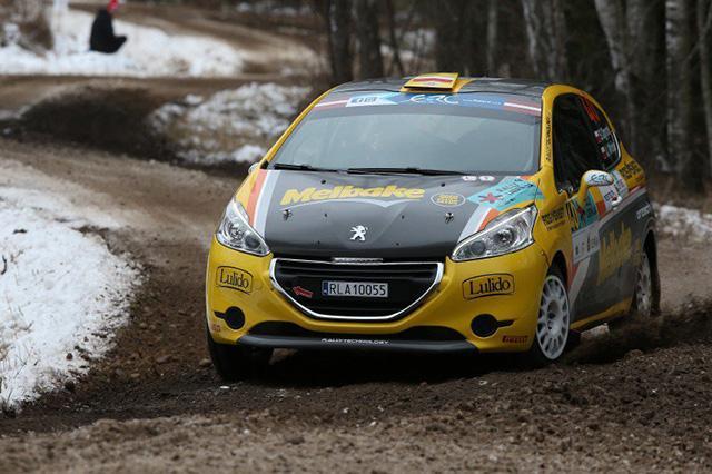 Участники юниорского Чемпионата Европы по ралли будут использовать шины Pirelli