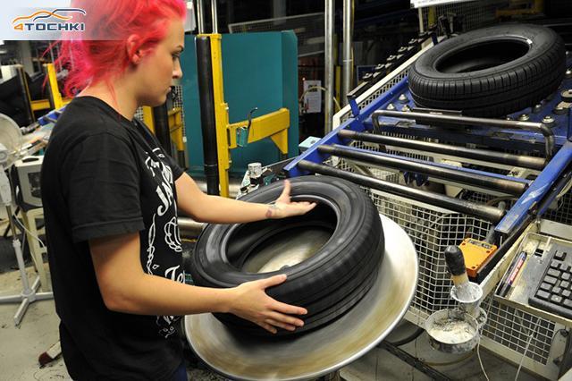 Мишлен инвестирует 100 миллионов фунтов в расширение завода в Шотландии