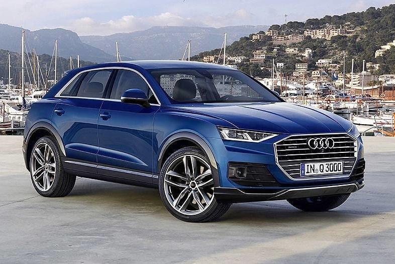 Audi Q3: первая информация о новом поколении