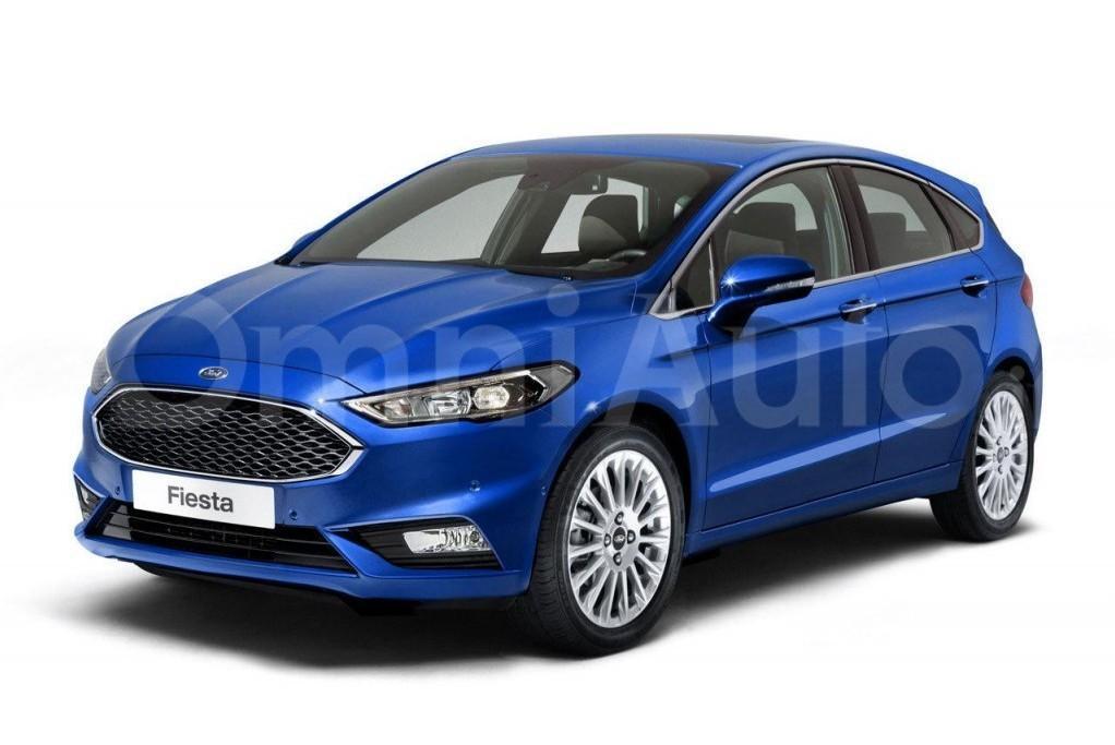 Новый Ford Fiesta появится уже в этом году