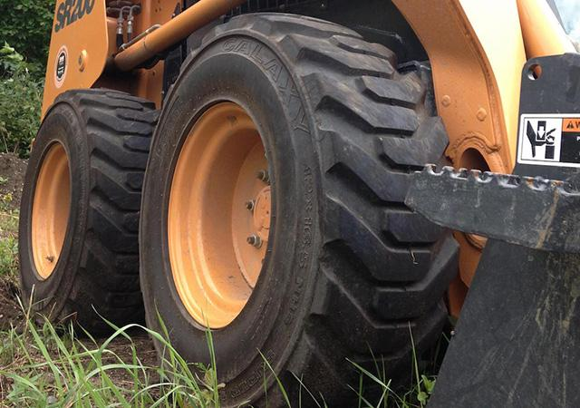 Caterpillar наградил Alliance Tire Group за поставки OE-шин для погрузчиков