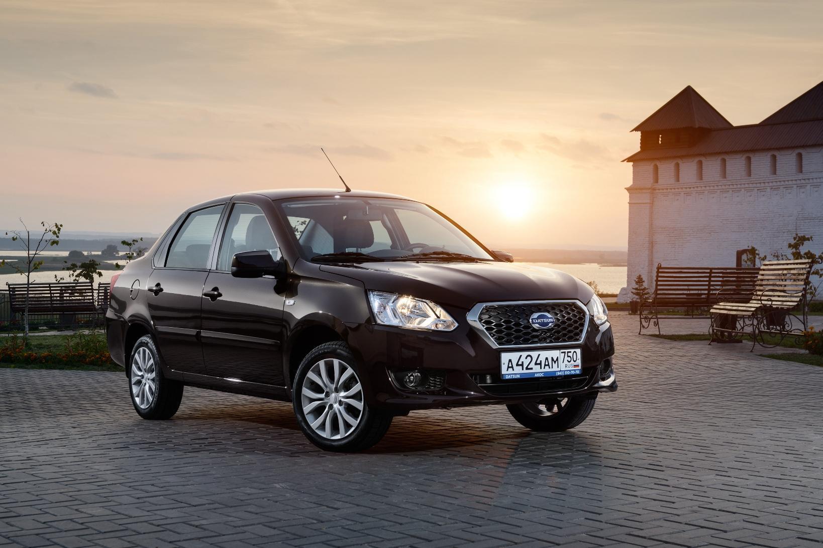 Datsun обещает выпустить седан on-DO с АКПП