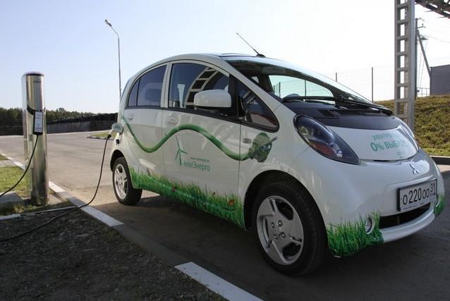 На российских трассах появятся быстрые зарядные станции