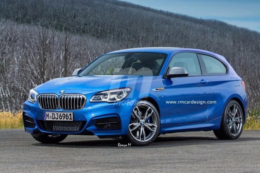 BMW сделает конкурента хэтчбеку Mini
