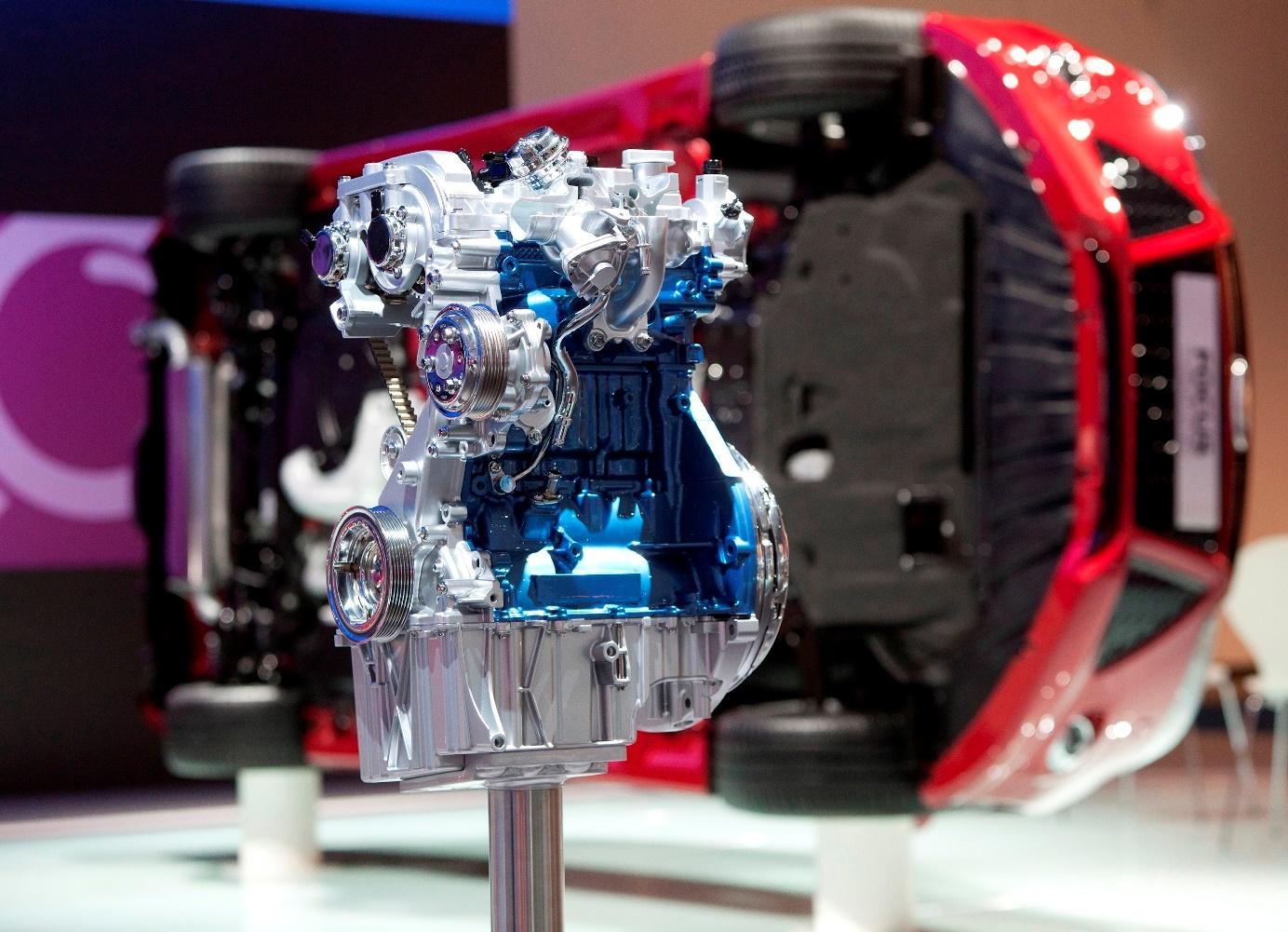 Ford придумал оригинальный «допинг» для даунсайзинговых моторов