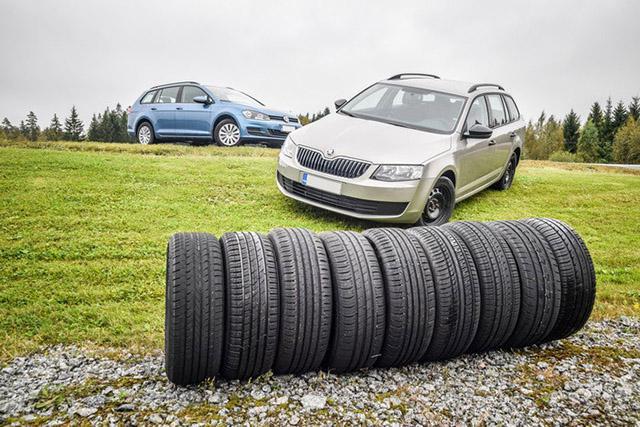 Nokian Hakka Green 2 продолжают доминировать в сравнительных тестах европейских автоизданий