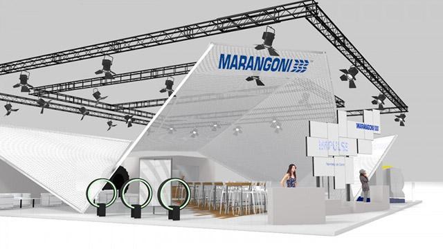 Marangoni привезет в Эссен станок Ringbuilder 3003 и новые протекторы Ringtread Blackline