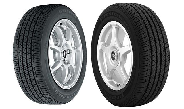 Bridgestone отзывает около 3 тысяч легковых шин Firestone