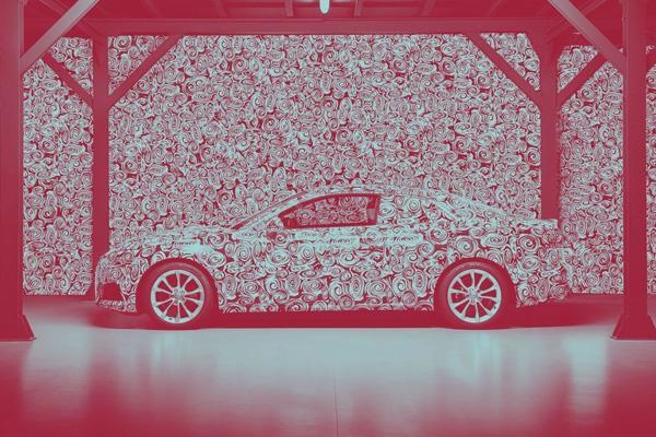 Audi намекнула на А5 нового поколения