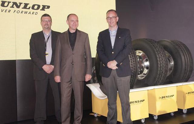 Goodyear представила новое поколение грузовых шин Dunlop