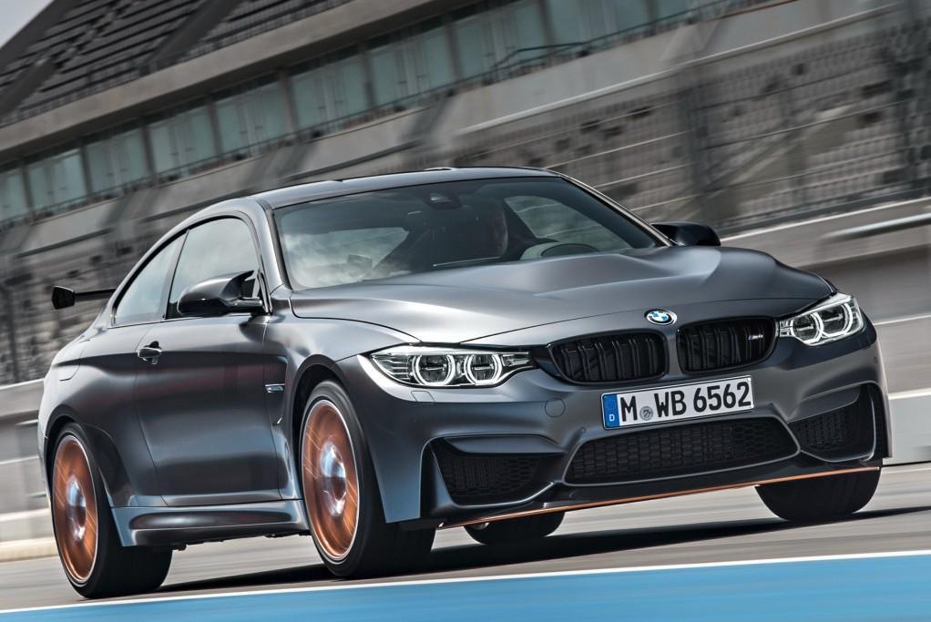 BMW M4 GTS доступен для заказа в России