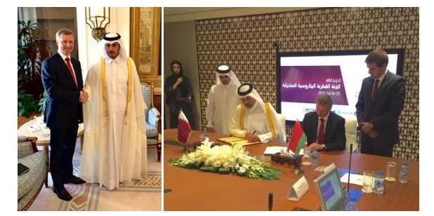 «Белшина» представила в Катаре шины для тропических условий эксплуатации