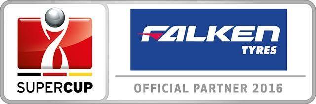 Falken - официальный спонсор Суперкубка Германии