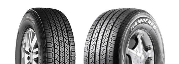 Atturo и Svizz-One скопировали рисунок протектора шин Michelin Latitude