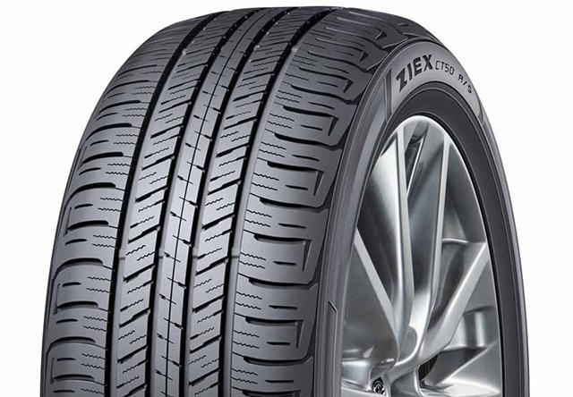 Falken Tires обует кроссоверы Mazda CX-9 во всесезонки Ziex CT50