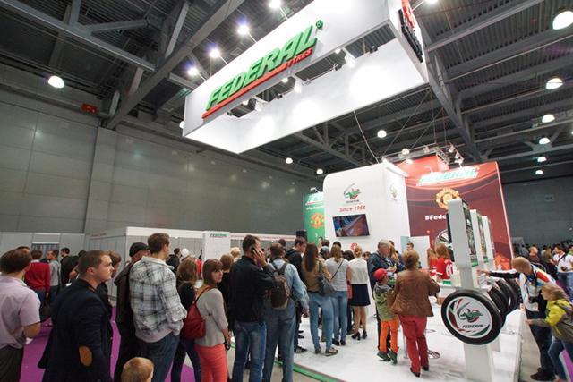 Federal Tyres представит в Эссене новые шины для европейского рынка