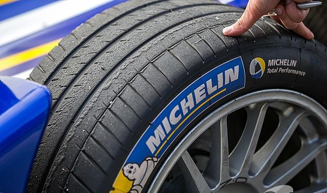 Мишлен готовит новые шины для третьего сезона Формулы-Е