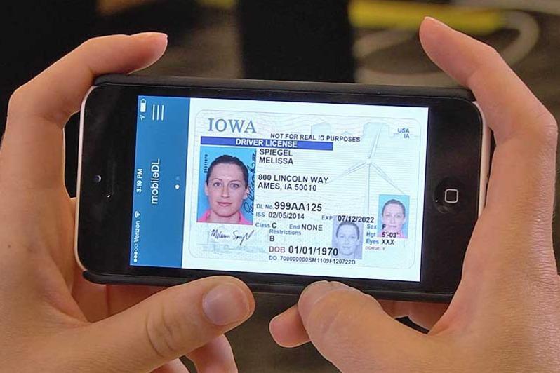 Госдума допускает введение электронных водительских прав