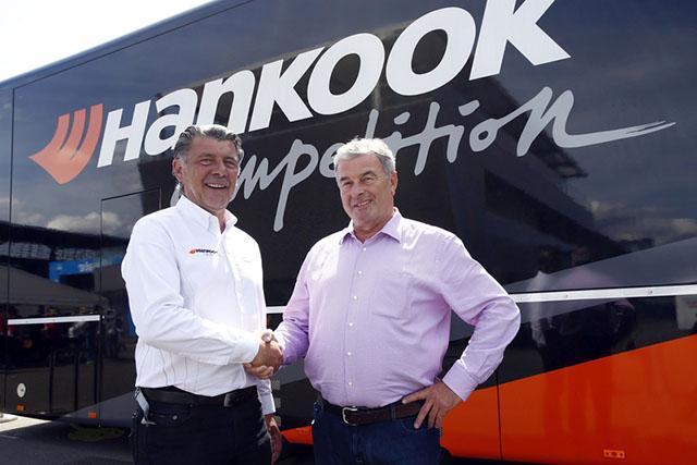 Hankook и Формула-3 подписали новый трехлетний контракт