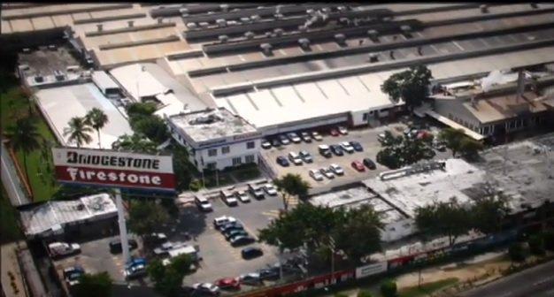 Bridgestone продала свой завод в Венесуэле