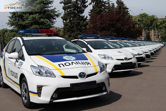 «Росава» будет официальным поставщиком шин для полиции Украины