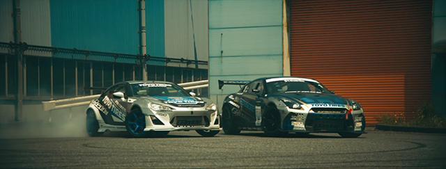 Toyo Tires представила второй ролик серии Surprising the world
