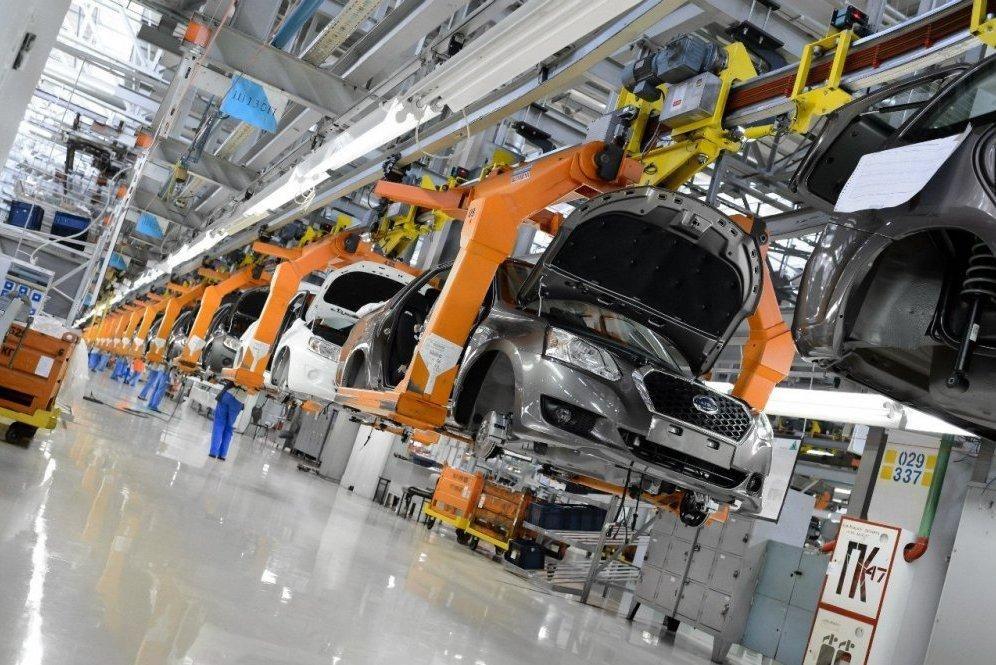 Datsun не выпускал автомобили в России почти два месяца