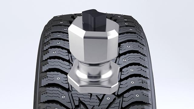 Bridgestone презентовала новые шипованные шины Noranza 001