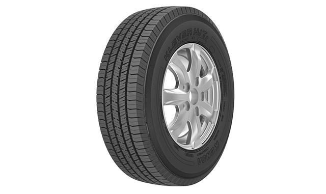 Kenda представила новую шоссейную шину Klever H/T2 KR600 для внедорожников