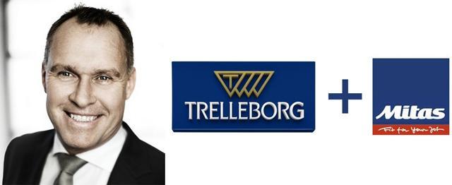 Trelleborg завершила сделку по приобретению Mitas