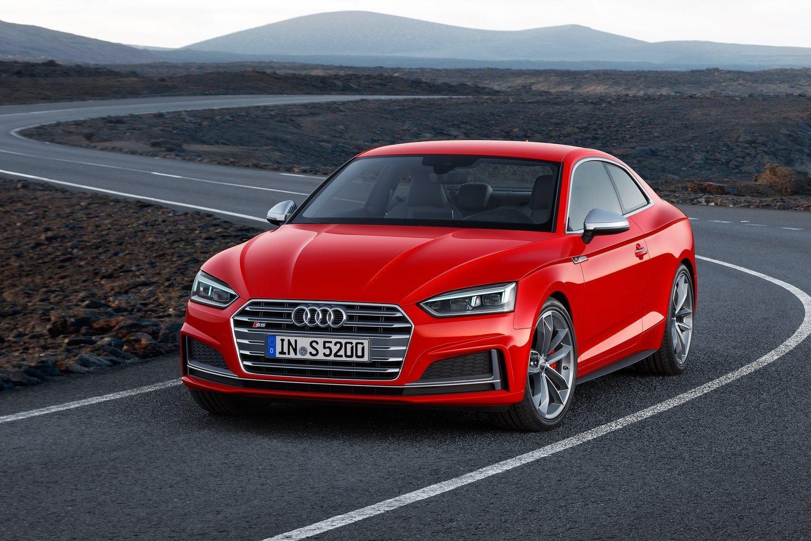 Купе Audi A5 сменило поколение