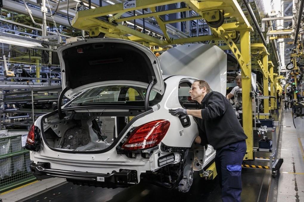 Завод Mercedes может появиться в Подмосковье