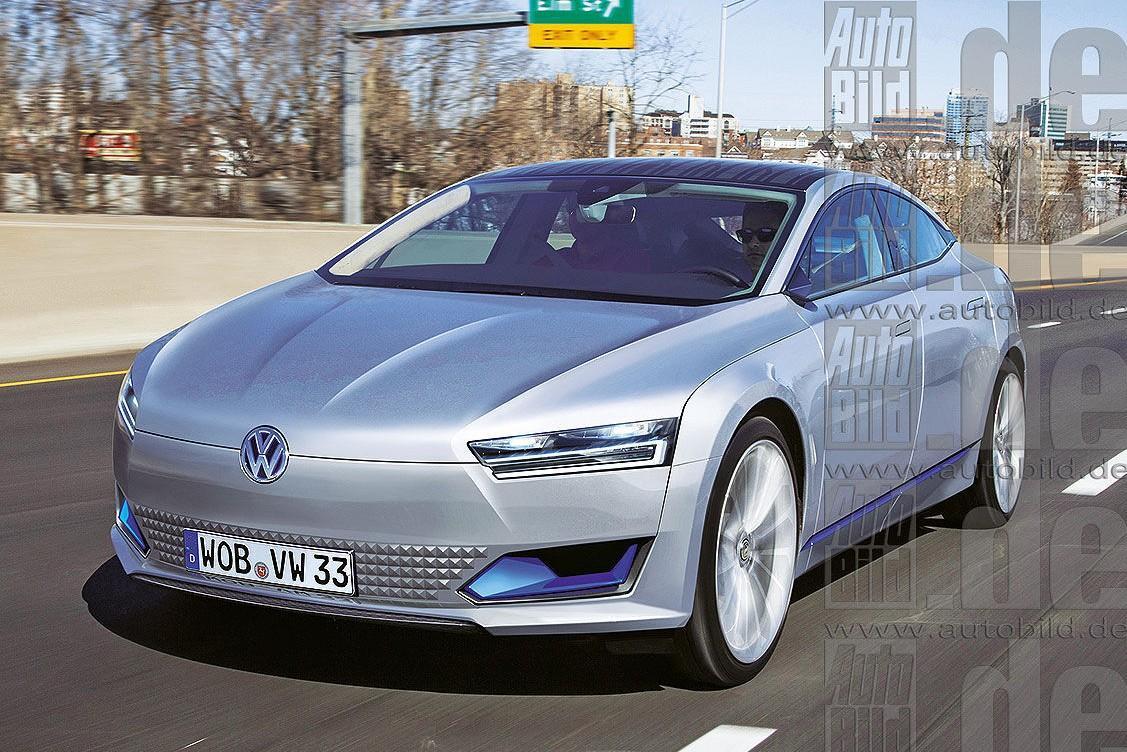 Volkswagen выпустит на рынок несколько электромобилей