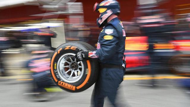 Пирелли привезет на Гран-при Малайзии три самых жестких типа покрышек