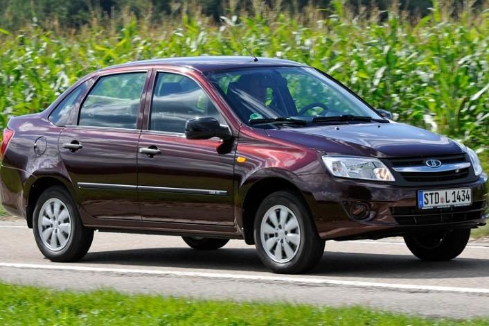 Lada Granta в Германии оказалась популярнее, чем Volkswagen Jetta