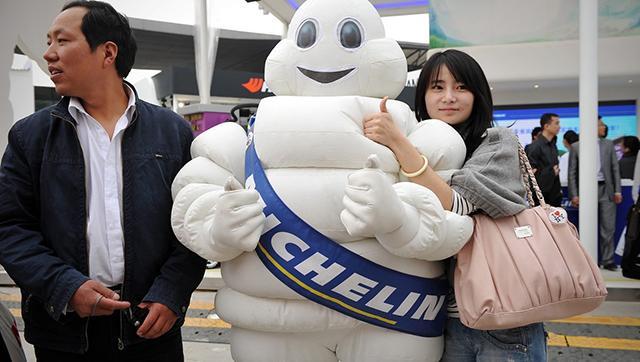 Мишлен инвестирует в китайский стартап e Dai Bo