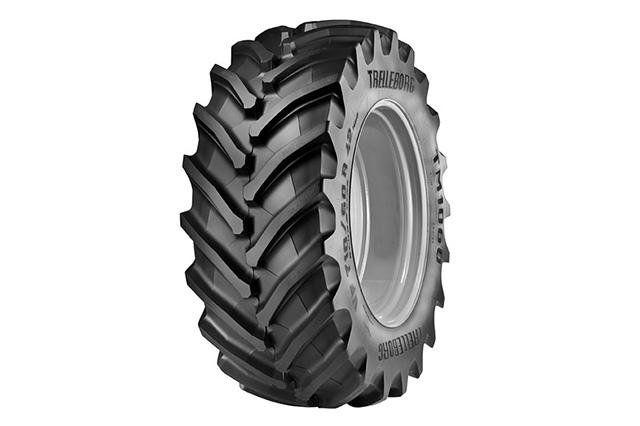 Trelleborg расширяет размерный диапазон шин TM1060 для тракторов нового поколения