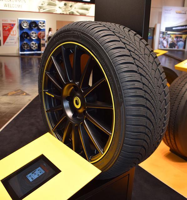 Aeolus Tyre представила две новые фрикционные шины для европейской зимы