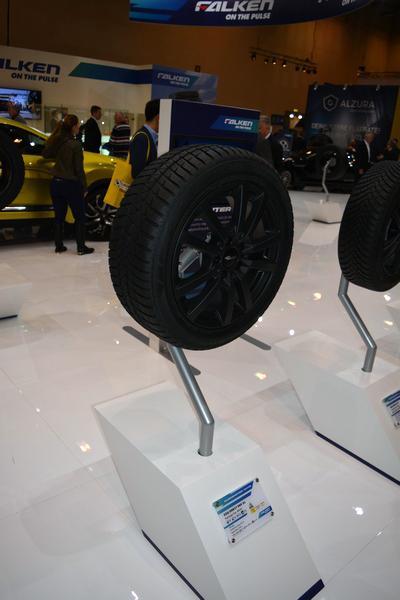 Falken Eurowinter VAN01 -  новая коммерческая зимняя шина с улучшенными характеристиками