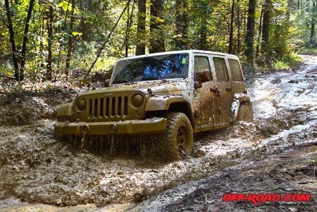BFGoodrich продолжает работу над новым поколением грязевых шин Mud-Terrain KM3
