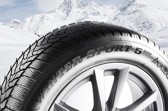 Dunlop Winter Sport 5 SUV - зимняя новинка для внедорожников