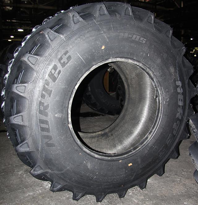 АШК запустил в производство новую шину NorTec H-05 для тракторов общего назначения